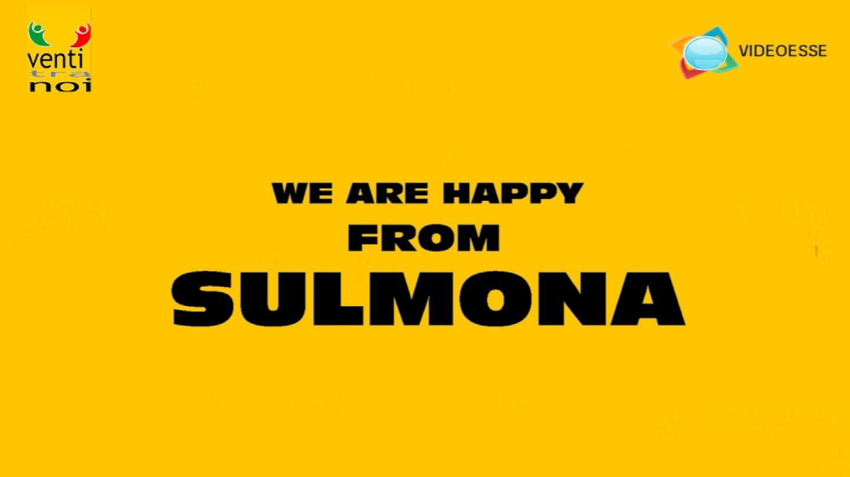 happy from sulmona